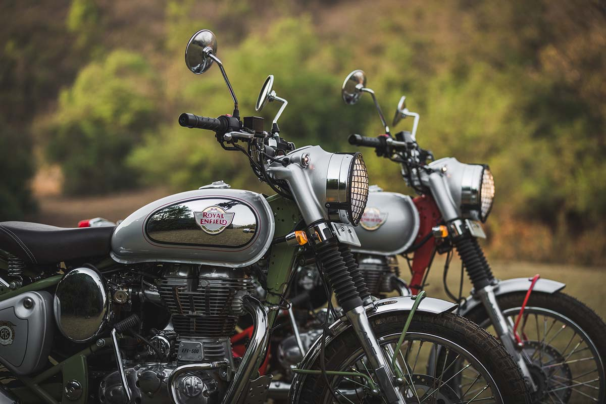 FEATURE - Royal Enfield 120th Anniversary – PART 1