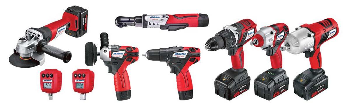 ACDelco Power Tools released in Australian market