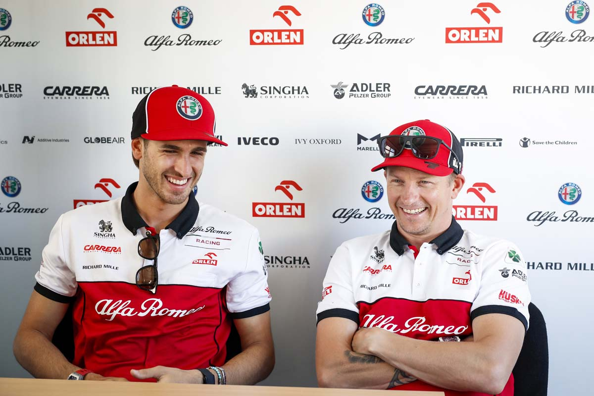 Kimi Raikkonen announces retirement from Formula 1