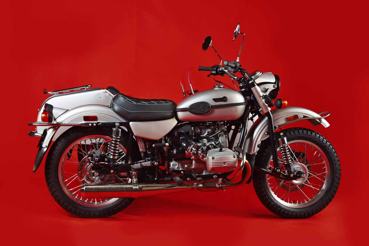 Ural 'From Russia with Love' limited edition