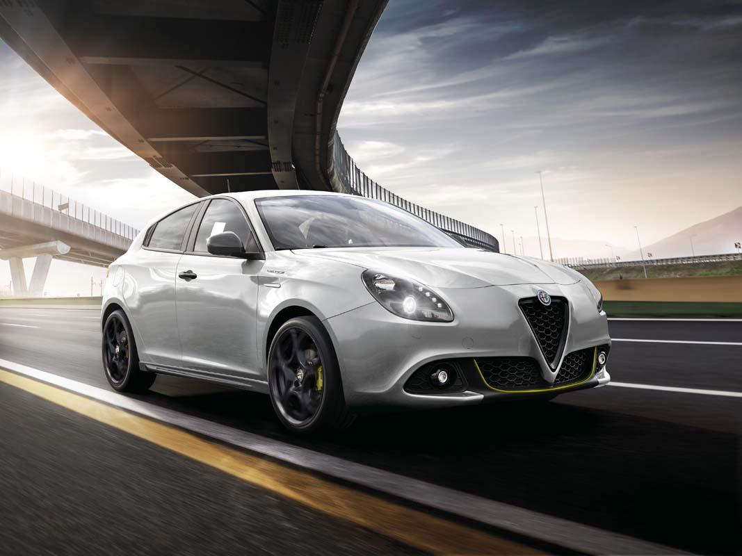 Alfa Romeo farewells Giulietta with 'Edizione Finale'