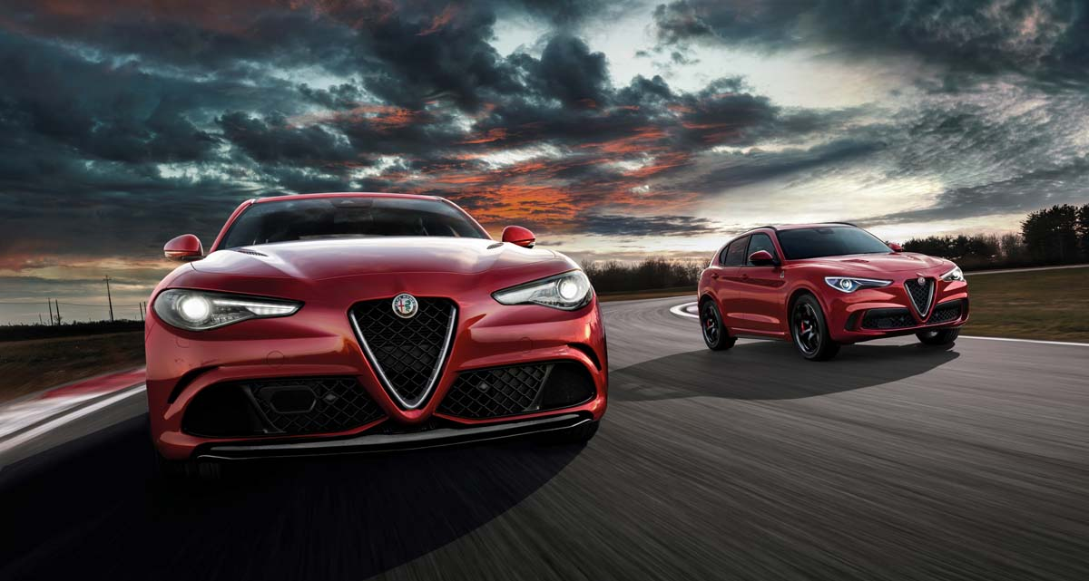 Alfa Romeo revises Stelvio lineup