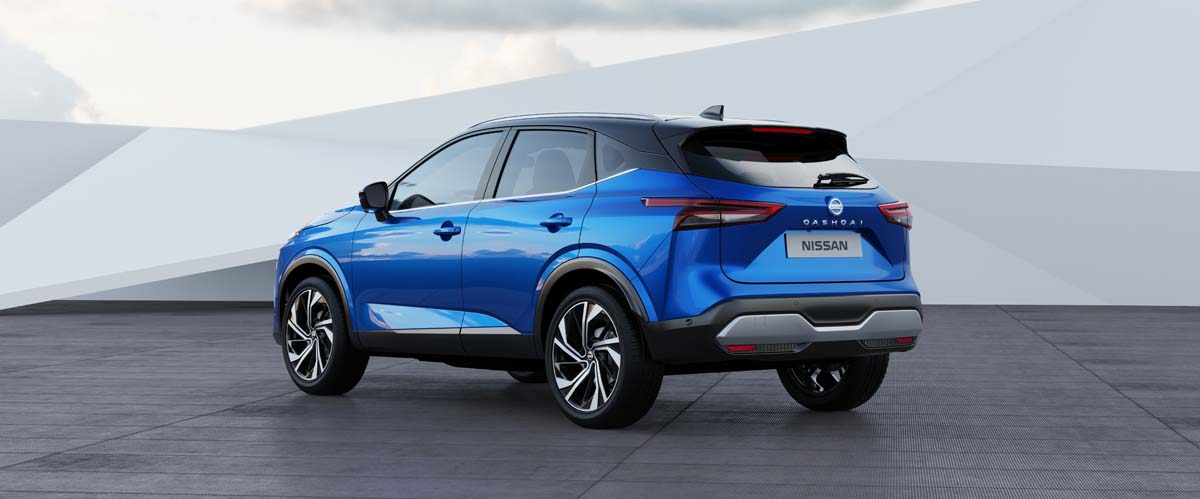Nissan reveals next-generation Qashqai