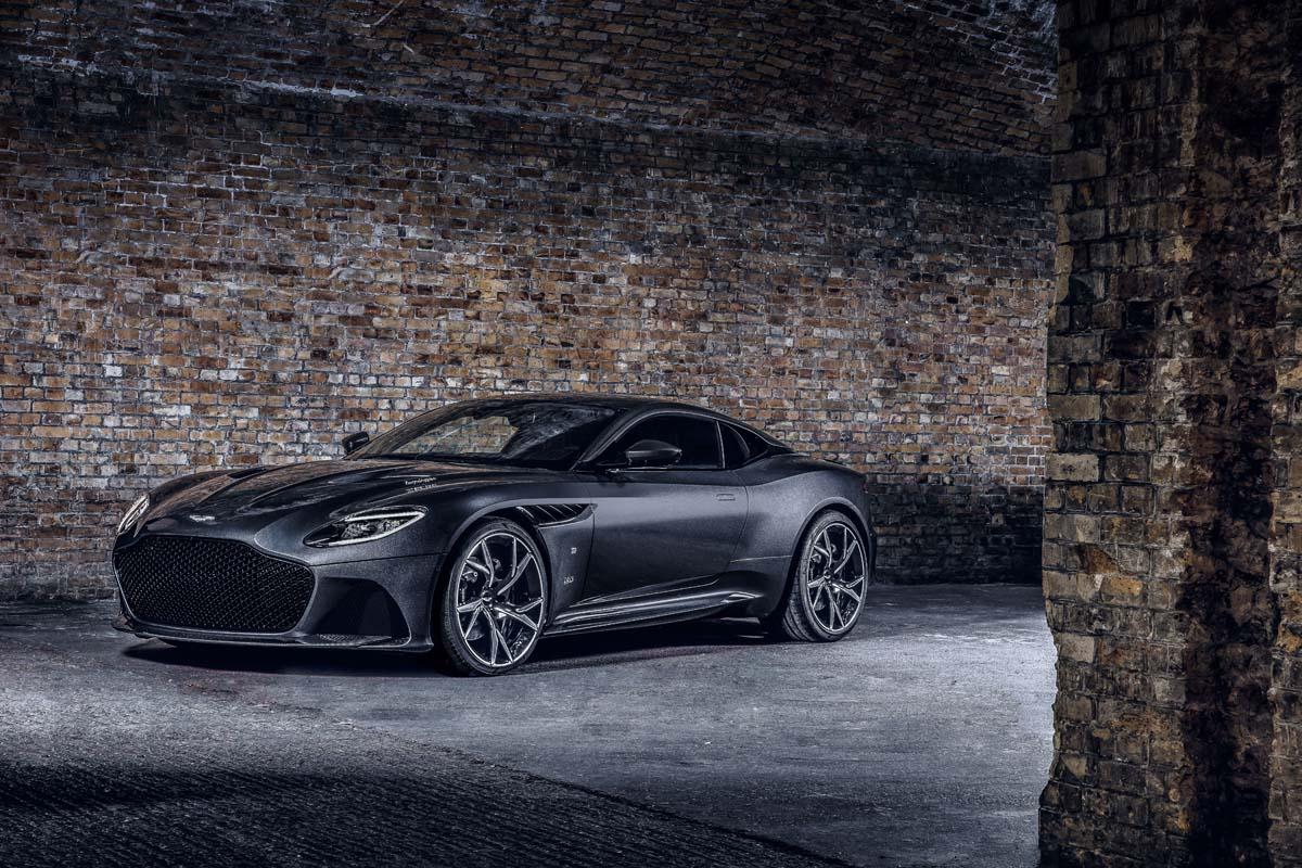 Aston Martin creates '007 Edition' sports cars