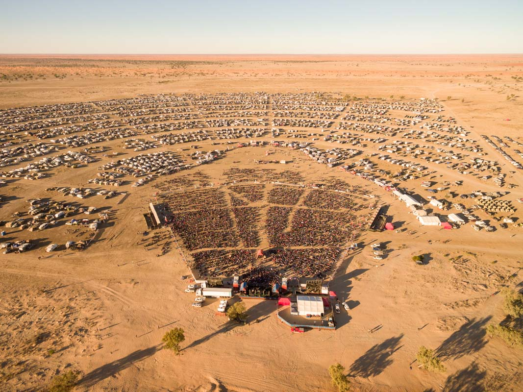 New 'Bash' outback music festival coming in August