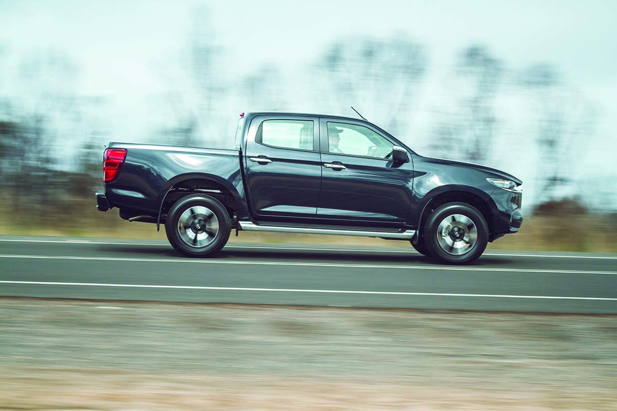 ADVICE – HOW MUCH CAN I TOW WITH THE NEW MAZDA BT-50