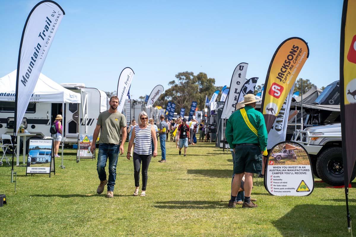 Caravan Industry Victoria Confirms the Cancellation of the Bendigo Leisurefest for 2020.