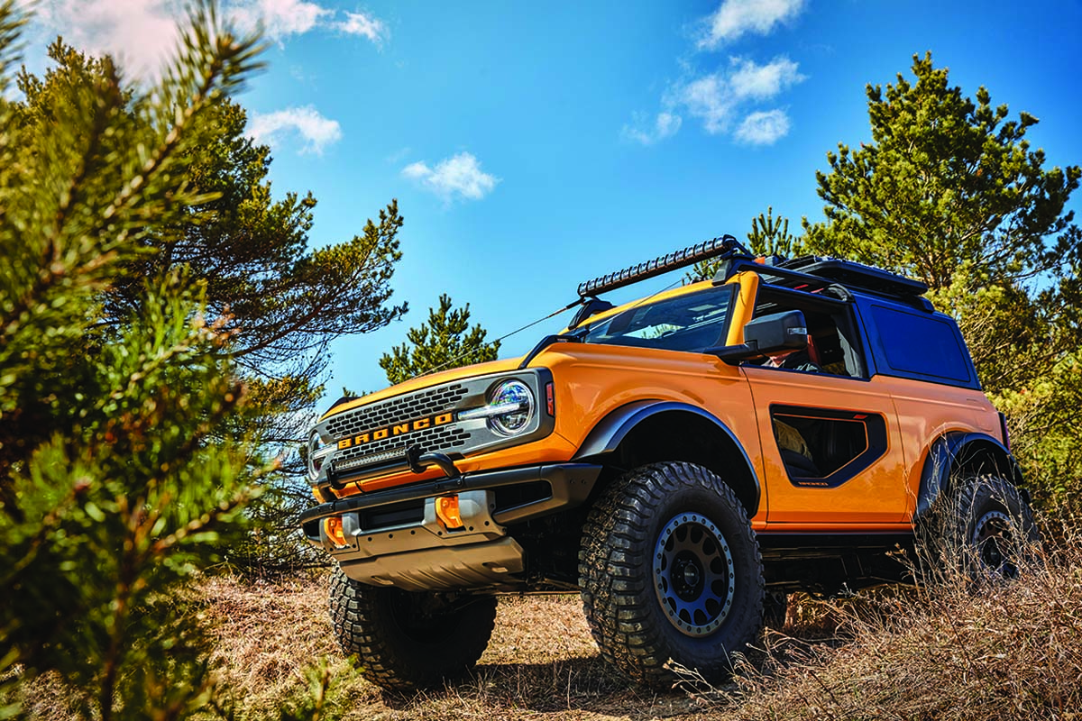 FEATURE – 2021 Ford Bronco