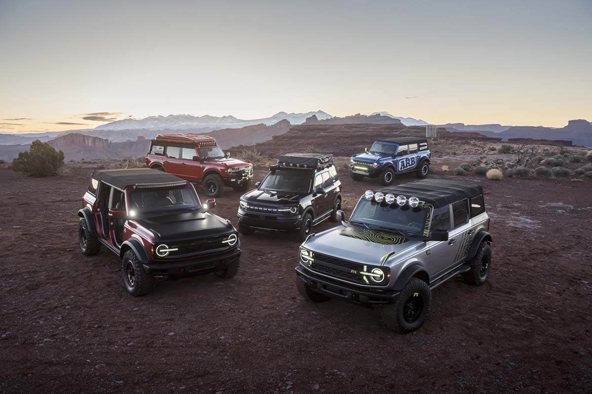 FEATURE – Ford Bronco Badlands by ARB Accessories