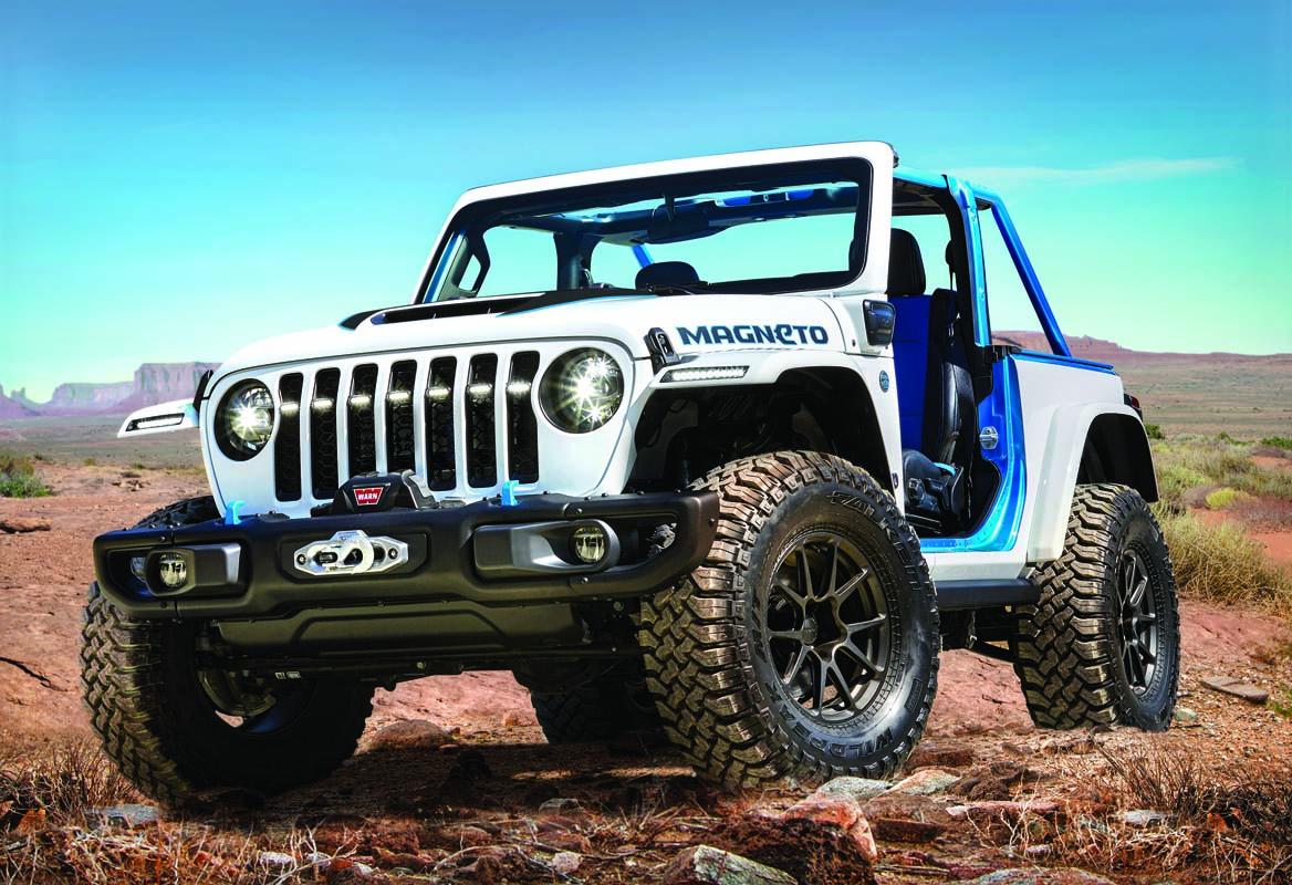 FEATURE - 2021 Easter Jeep Safari