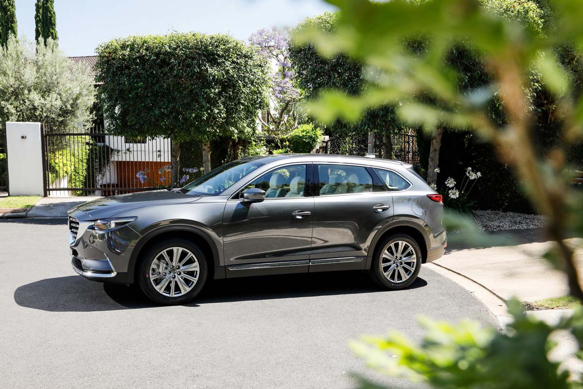  REVIEW – 2021 MAZDA CX-9 [Click and drag to move] 