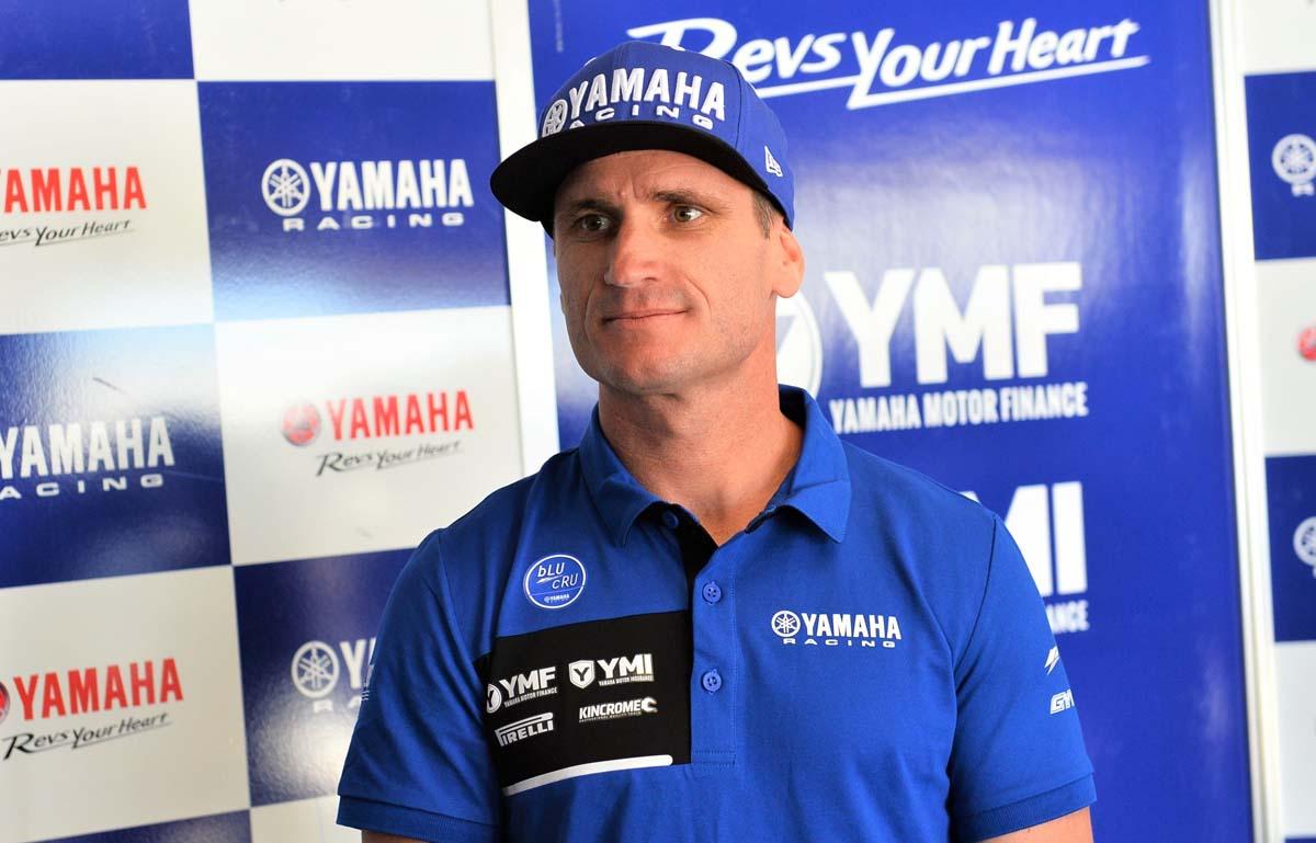 Broc Parkes retires from racing