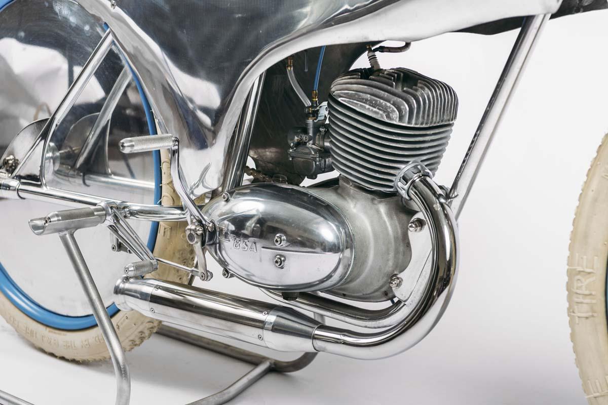 The Motorcycle: Design, Art, Desire - 2018 Craig Rodsmith 'Corps Leger'