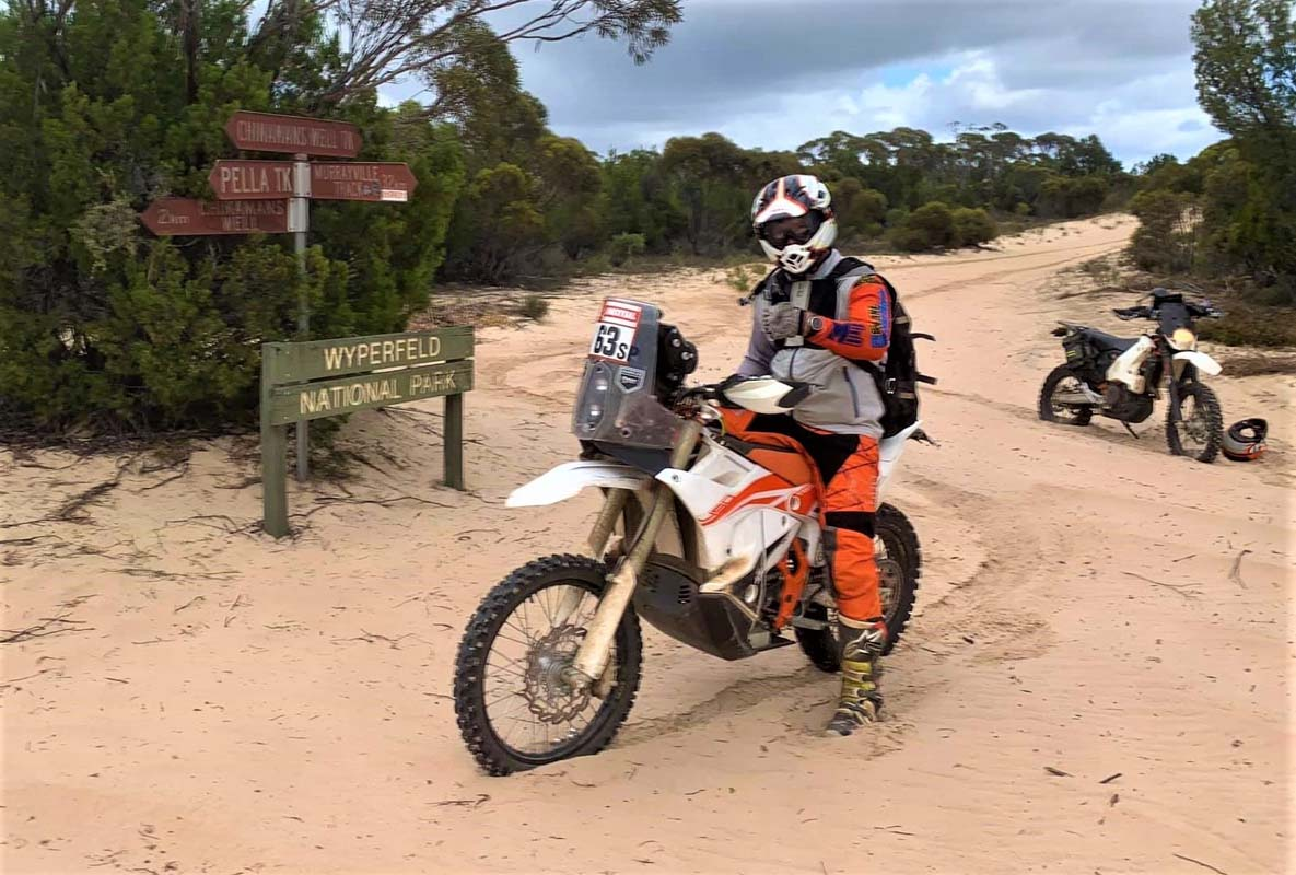 Four Aussies to take part in 2021 Dakar