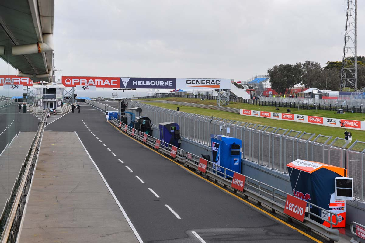 2021 Australian Motorcycle Grand Prix cancelled