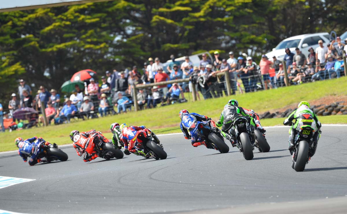 2021 Australian World Superbike round cancelled