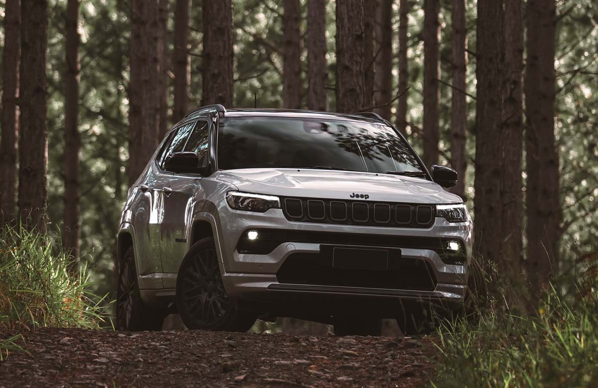 New Jeep Compass arrives