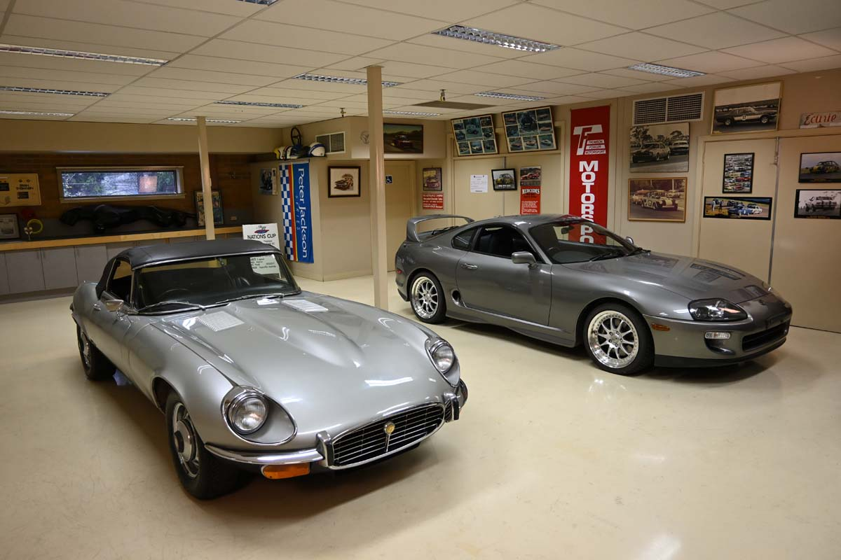 Bryan Thomson cars to be auctioned