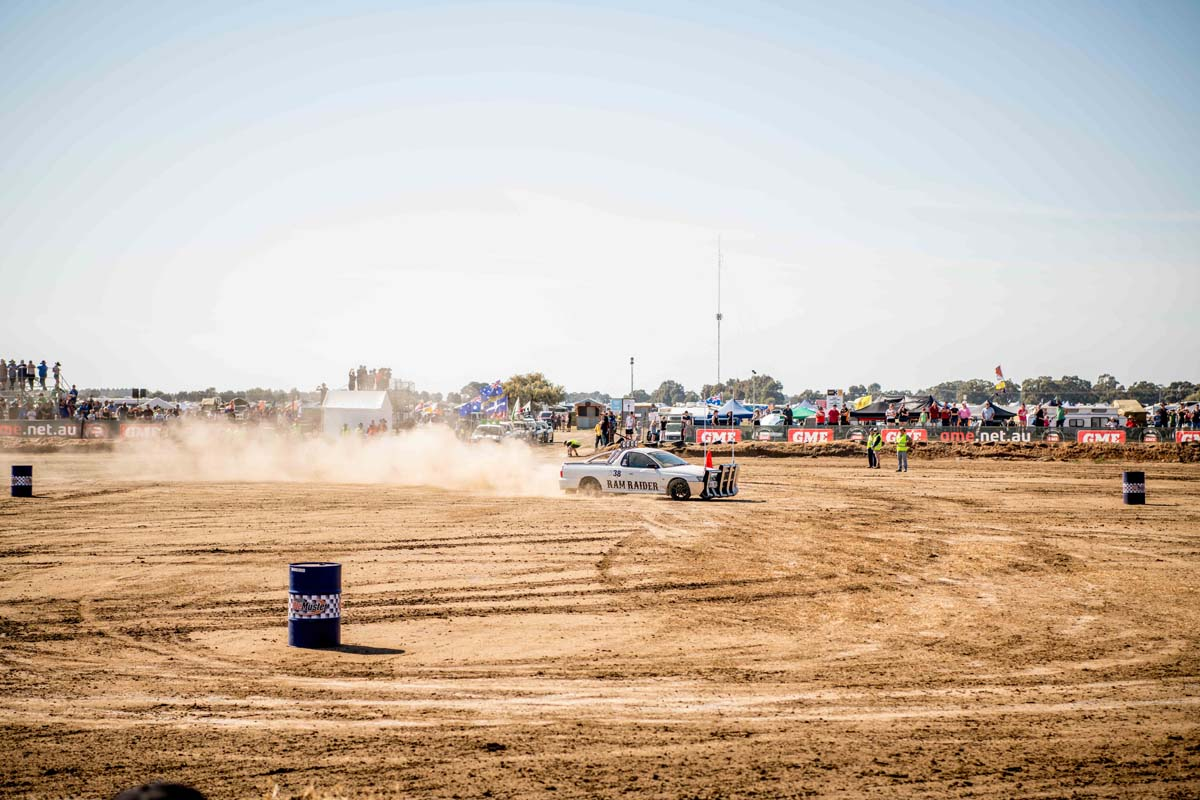 2020 Deni Ute Muster cancelled [Click and drag to move] 