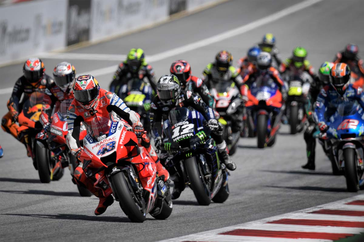 MotoGP modifies 2021 calendar