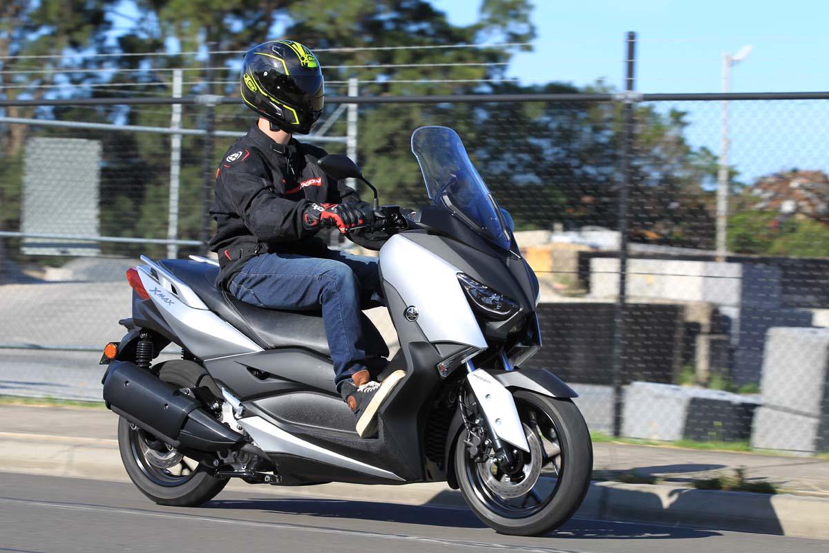ROAD TEST – 2020 Yamaha XMAX 300