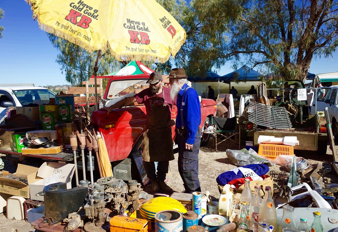 WALCHA SWAP MEET