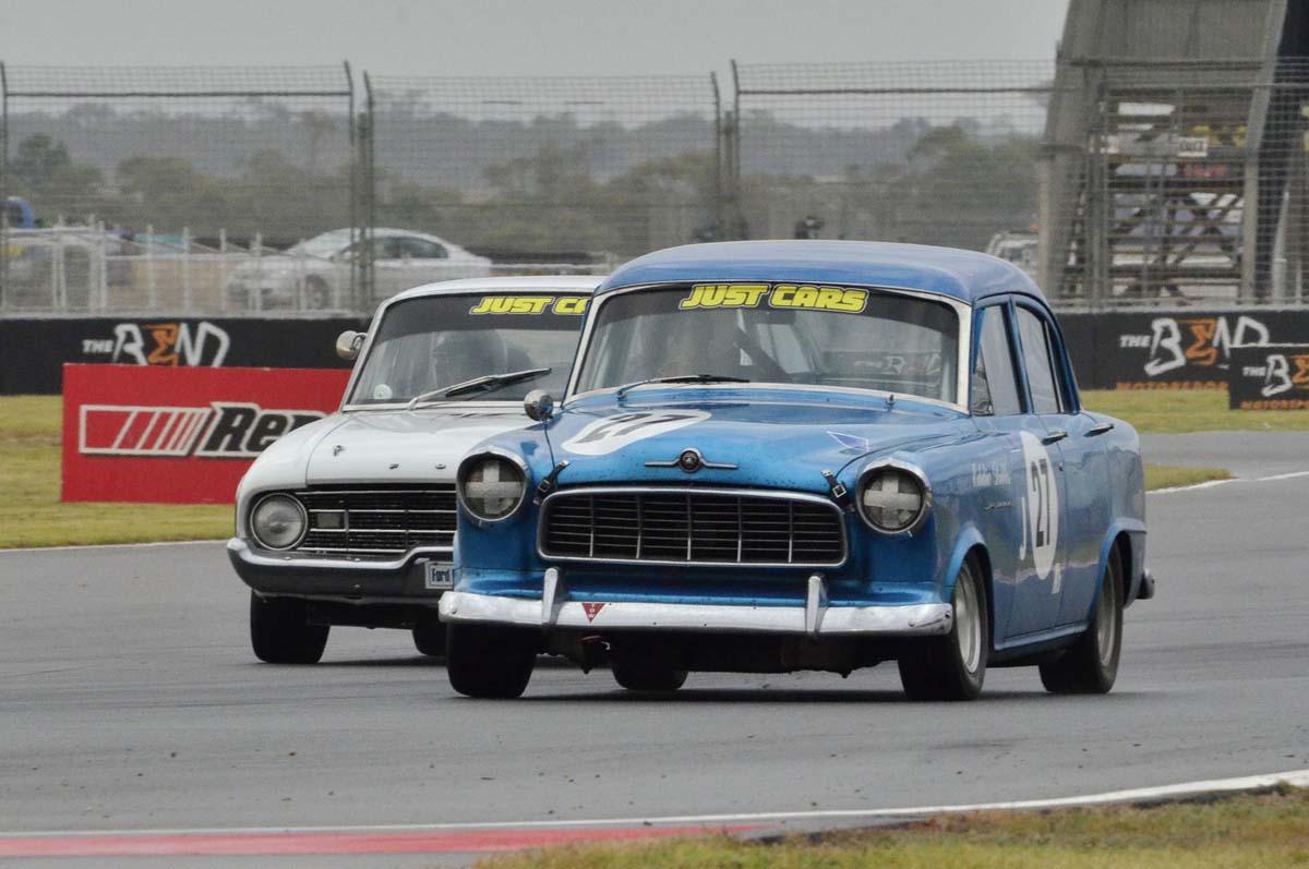 HTCAV – 2021 South Australian Touring Car Cup report