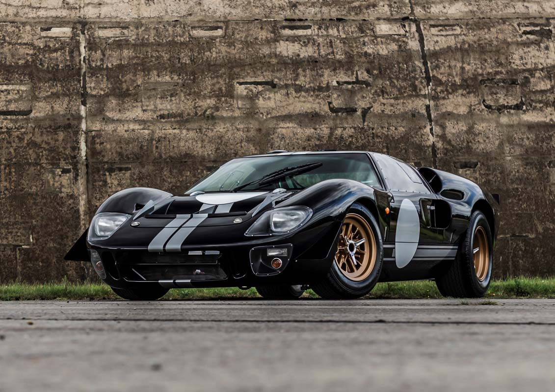 GT40 goes electric