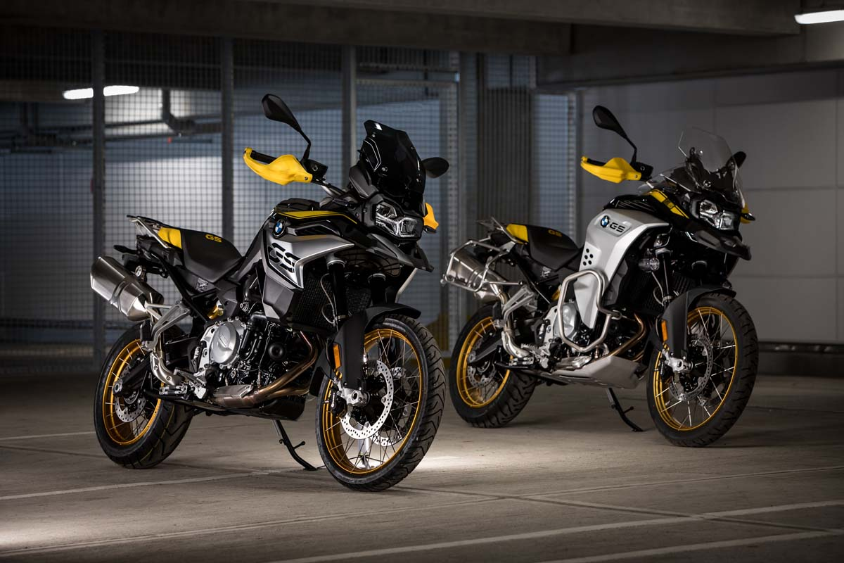 BMW announces 2021 GS Experience programme