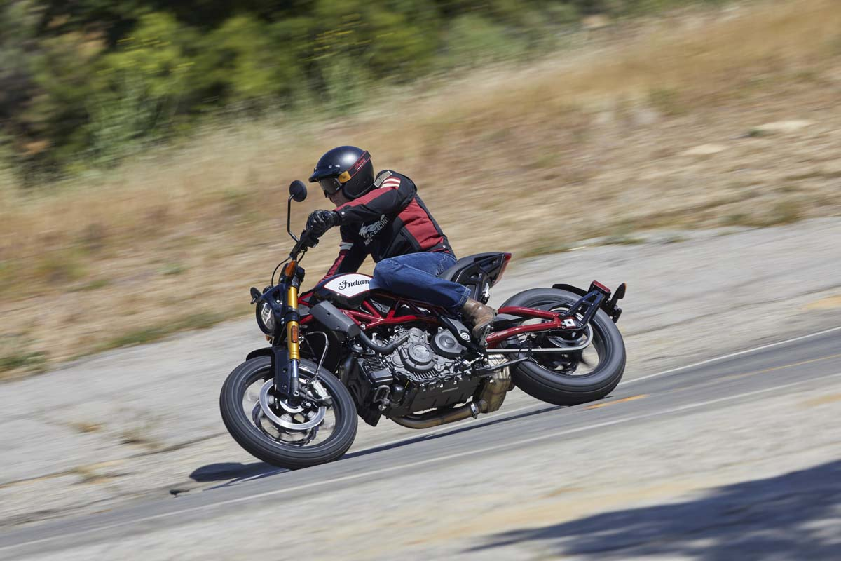 Last chance to win an Indian FTR 1200 S with Shannons