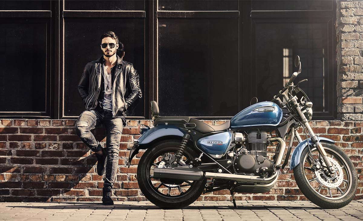 Royal Enfield launches 'Touring Kit' offer for Meteor 350