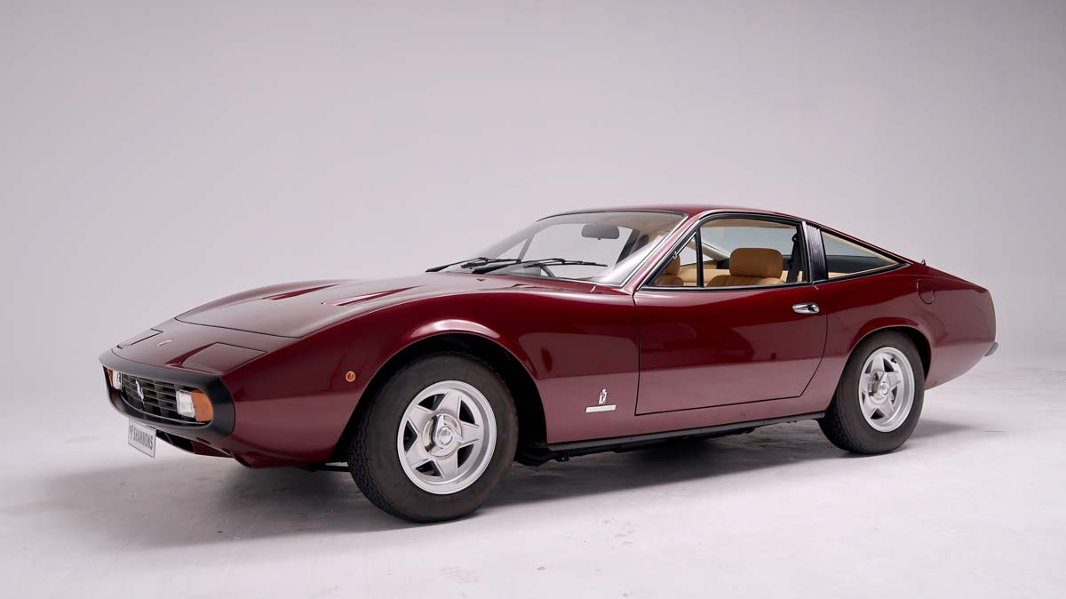 Ferrari, Torana top Shannons Spring Auction
