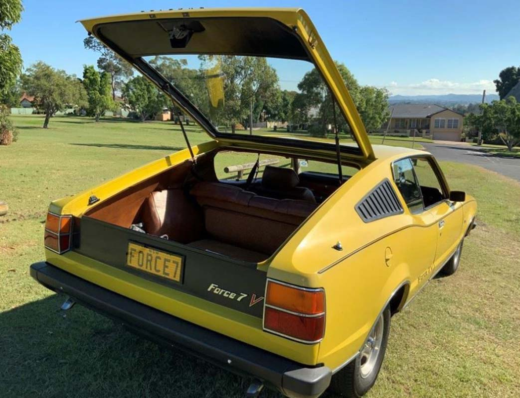 Rare Leyland Force 7 goes to auction