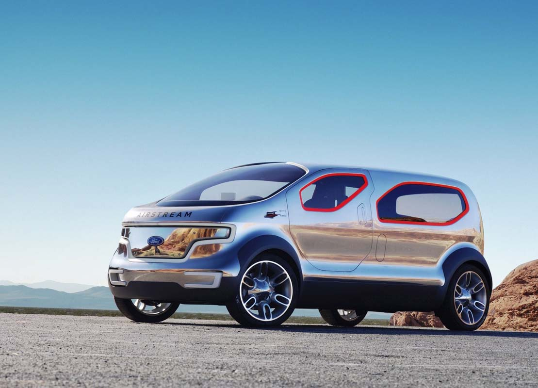 FLASHBACK – 2007 Ford Airstream Concept