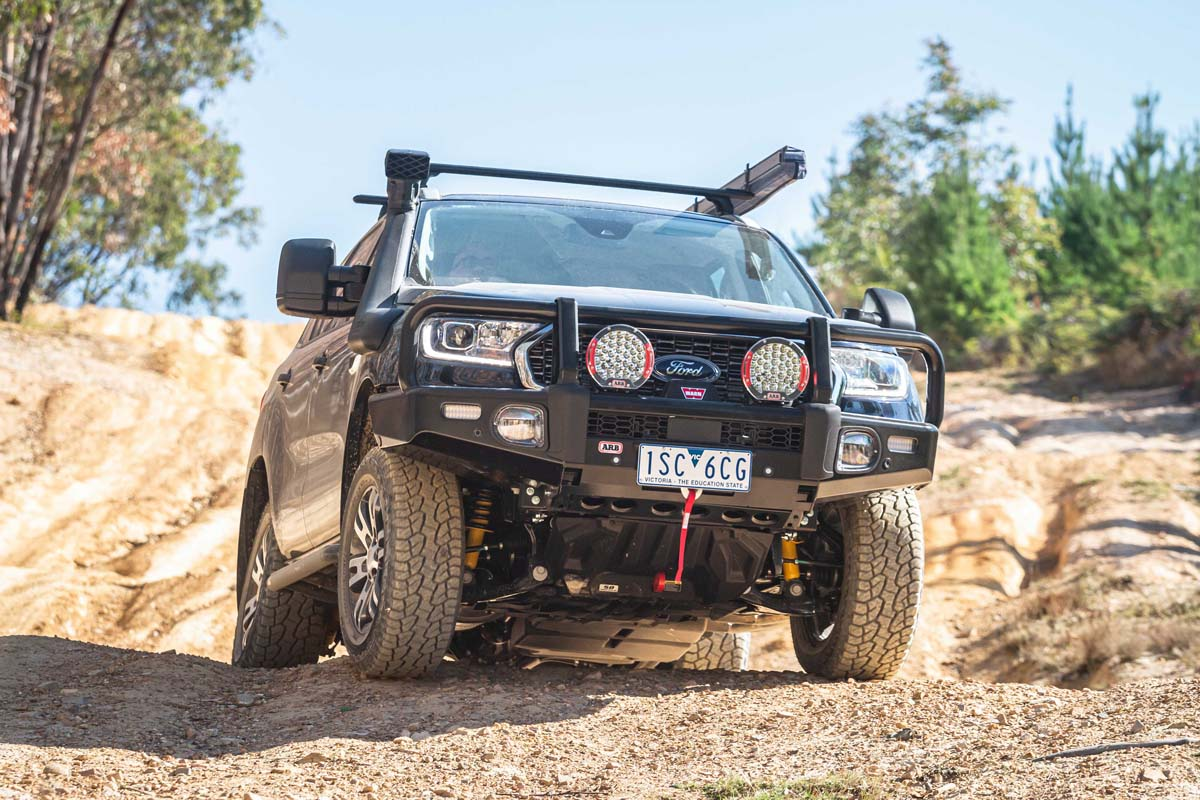 Ford and ARB announce collaboration