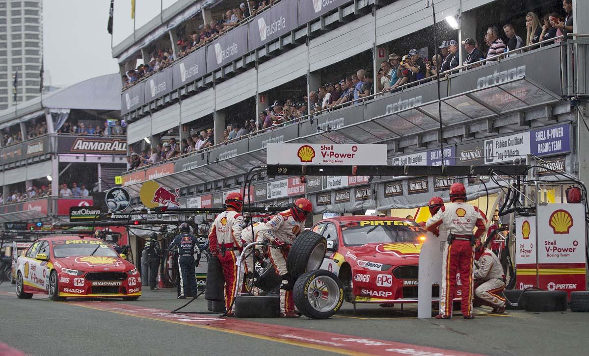 Supercars changes 2021 calendar