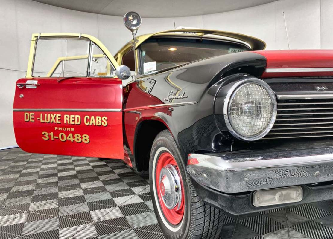 "EJ Holden ""Taxi"" in Grays Big Holden Auction"