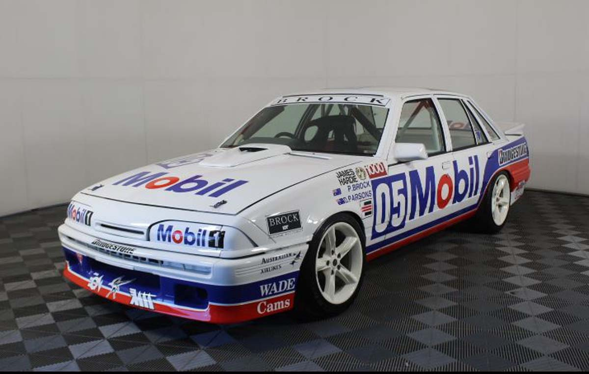 1986 HDT VL Group A SS Commodore