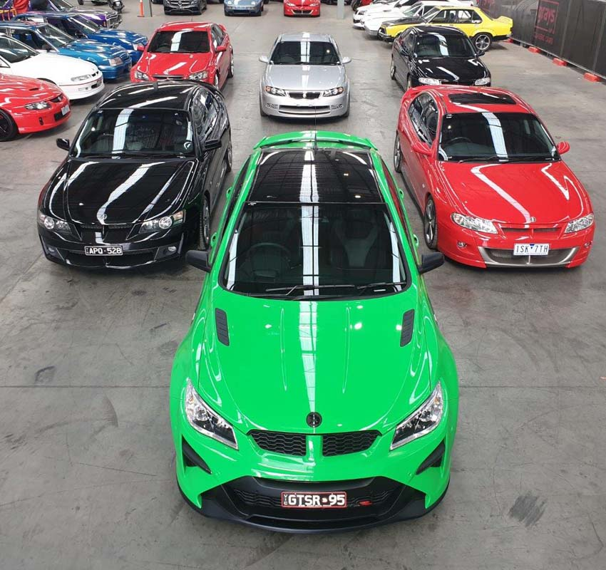 HSV Collection going to auction