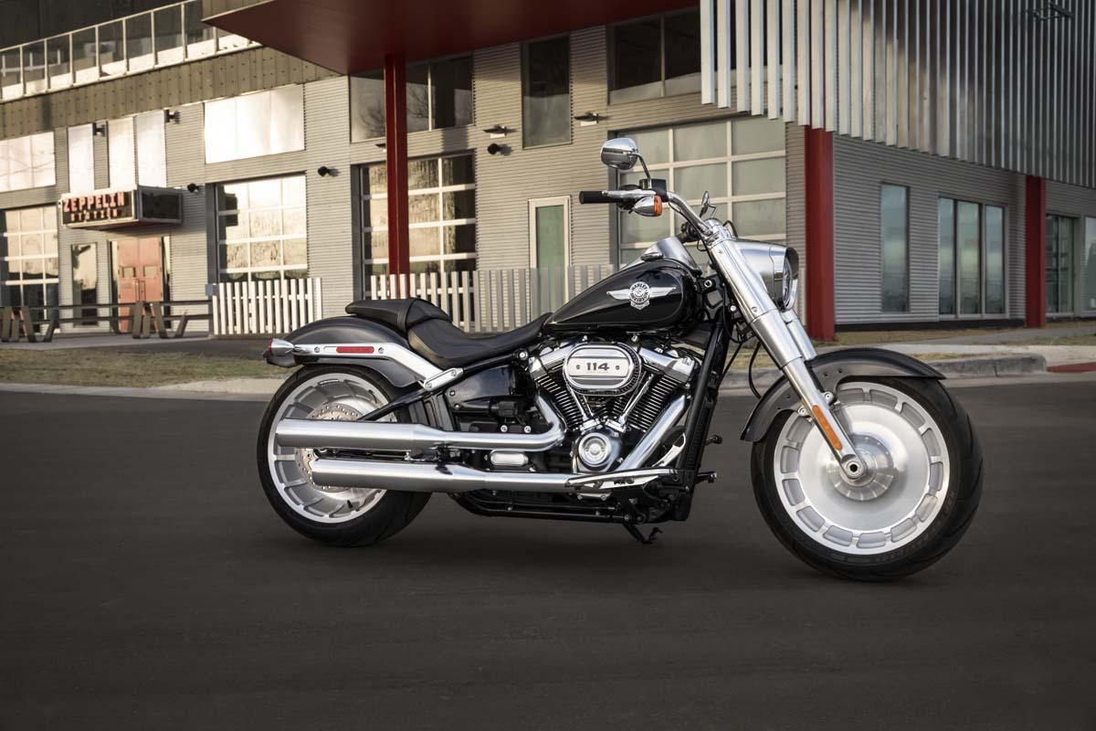Barooga Rodeo Harley Fat Boy raffle – closing soon!