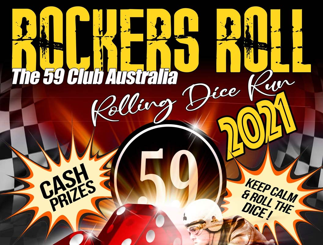 Rockers Roll Rolling Dice Ride
