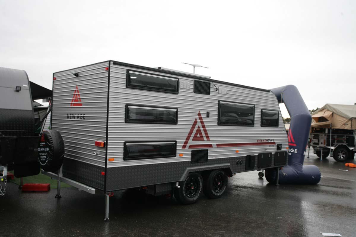 Vic caravan industry halted by COVID lockdown