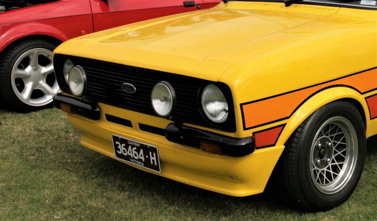 021 AFD Highlight – 1978 Escort Sundowner