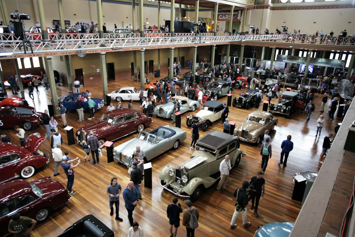 2021 Motorclassica cancelled
