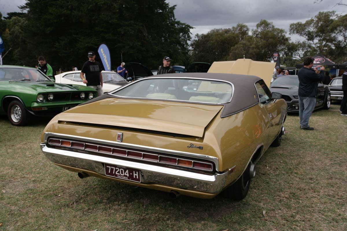 2021 All Ford Day Highlight – 1975 Ford Landau