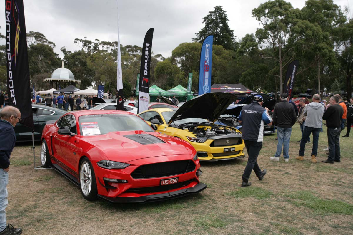 REPORT - 2021 All Ford Day