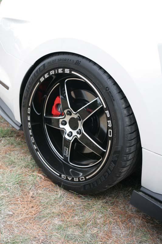 2021 AFD Highlight – new Mustang custom