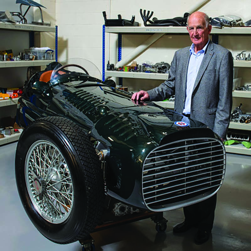 BRM to build 'new' F1 cars