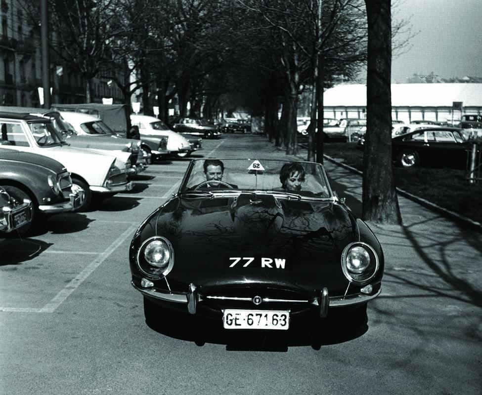 Jaguar to produce E-Type 'Geneva' tributes