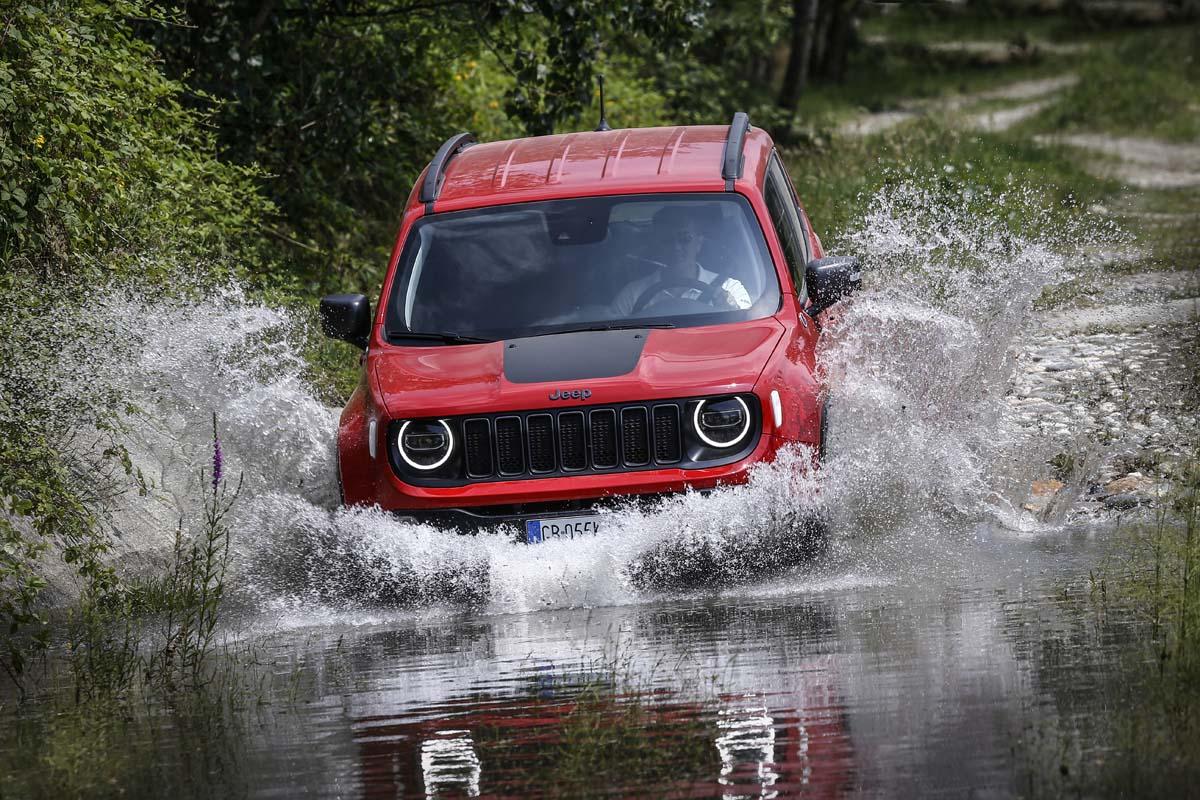 Jeep announce '4xe' Renegade PHEV